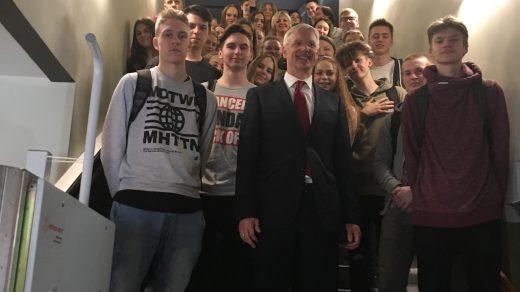 5 | EP deputāts Krišjānis Kariņš